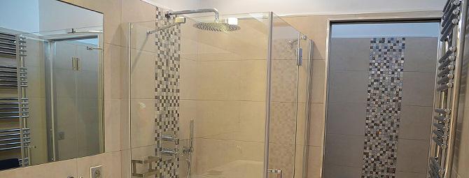 Espace bain douche sanitaire sanitval plombier for Espace bain douche